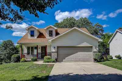 Fitchburg Single Family Home For Sale: 5538 Sparkle Stone Crescent