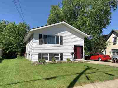 Edgerton Multi Family Home For Sale: 406 Stoughton Rd