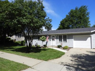Mount Horeb Single Family Home For Sale: 1920 Eastwood Way