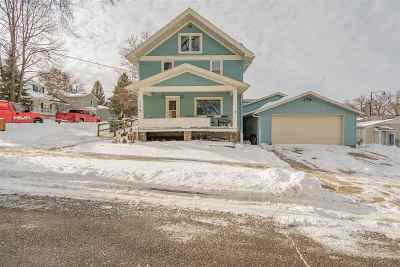 Mount Horeb Multi Family Home For Sale: 200 N 9th St