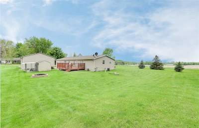 Dodge County Single Family Home For Sale: W9092 Heritage Hills Rd