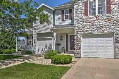Sun Prairie Condo/Townhouse For Sale: 3046 Wyndham Dr