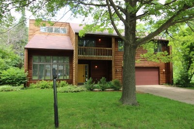 Dane County Single Family Home For Sale: 6714 Old Sauk Rd