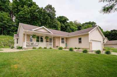 Dane County Single Family Home For Sale: 217 Yarrow Hill Dr