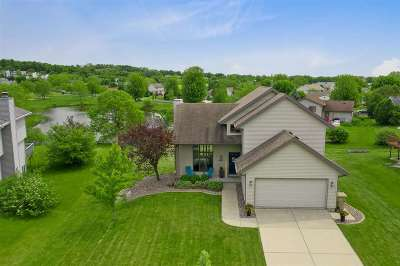 Dane County Single Family Home For Sale: 6421 Dylyn Dr