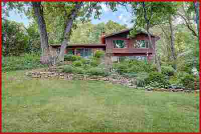 Jefferson County Single Family Home For Sale: N6536 Shorewood Hills Rd