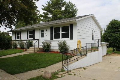 Green County Single Family Home For Sale: 1312 3rd St