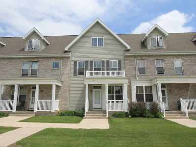 Fitchburg Condo/Townhouse For Sale: 2793 Crinkle Root Dr #5