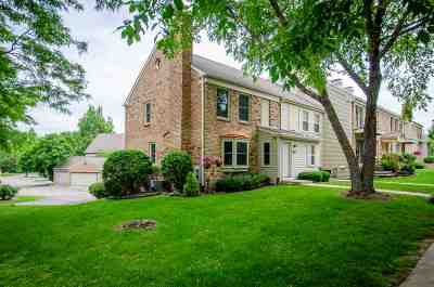 Madison Condo/Townhouse For Sale: 6934 Old Sauk Ct