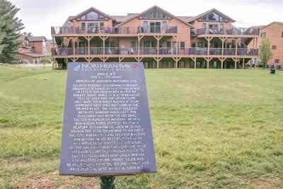 Arkdale Condo/Townhouse For Sale: 1828-1 Parkland Dr #401