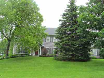 Fitchburg Single Family Home For Sale: 5831 Tree Line Dr