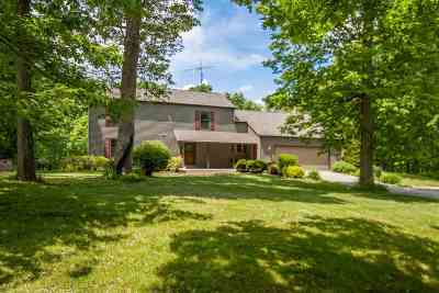 Rock County Single Family Home For Sale: 6328 S Ivy Ln