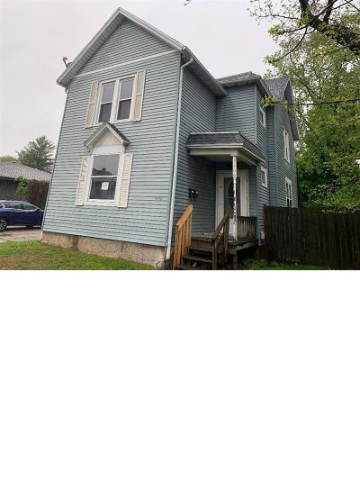 Rock County Multi Family Home For Sale: 1406-1408 W Court St