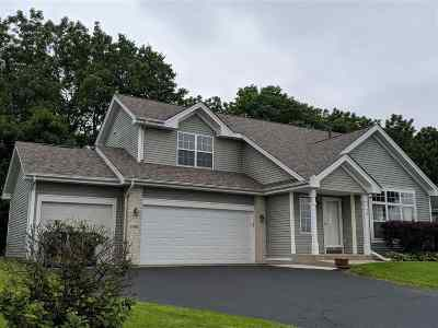 Rock County Single Family Home For Sale: 2405 Turnberry Dr