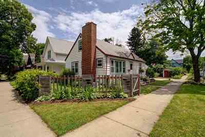 Madison Single Family Home For Sale: 2902 Fairview St