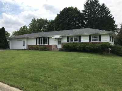 Dane County Single Family Home For Sale: 407 Center St