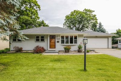 Madison Single Family Home For Sale: 1310 Nevada Rd