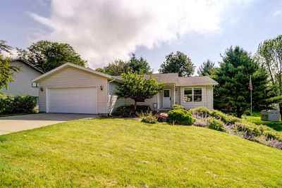 Mount Horeb Single Family Home For Sale: 305 Perimeter
