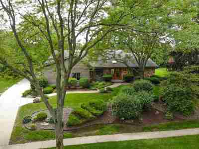 Dane County Single Family Home For Sale: 6341 Briarcliff Ln