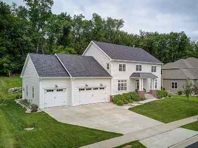 Deforest Single Family Home For Sale: 4618 Prairie Fire Ct