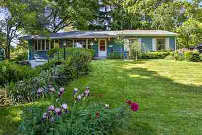 Dane County Single Family Home For Sale: 5326 Milward Dr