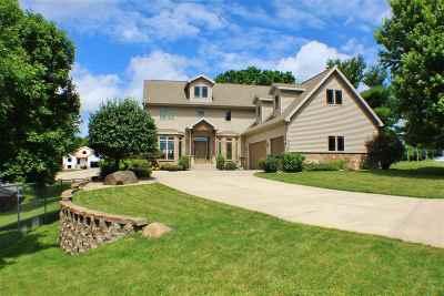 Cross Plains Single Family Home For Sale: 2813 N Military Rd