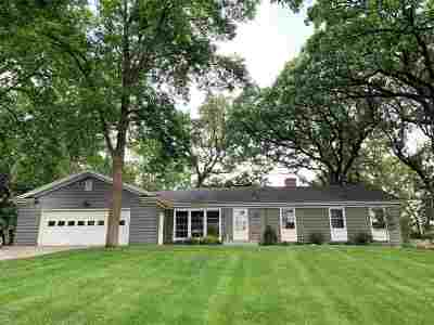 Rock County Single Family Home For Sale: 3572 Bee