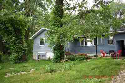 Rock County Single Family Home For Sale: 11748 W Carroll Rd