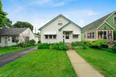 Dane County Single Family Home For Sale: 521 North St