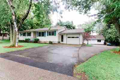 Deforest WI Single Family Home For Sale: $259,900