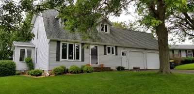 Green County Single Family Home For Sale: 2509 1st St