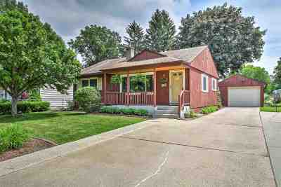 Dane County Single Family Home For Sale: 3649 Richard St