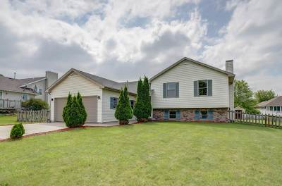Dane County Single Family Home For Sale: 5113 Hazelcrest Dr
