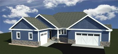 Deforest WI Single Family Home For Sale: $489,900