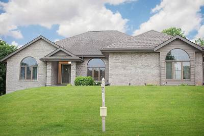 Rock County Single Family Home For Sale: 3033 Dartmouth Dr