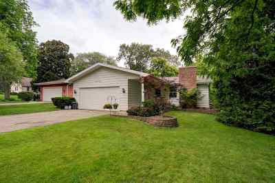 Madison Single Family Home For Sale: 6216 Countryside Ln