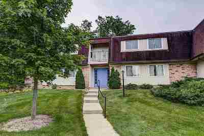 Madison Condo/Townhouse For Sale: 7201 Old Sauk Rd #D