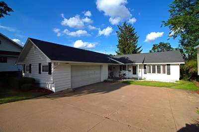 Iowa County Single Family Home For Sale: 1009 N Bequette St