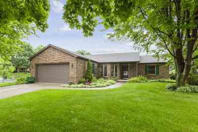 Madison WI Single Family Home For Sale: $339,900