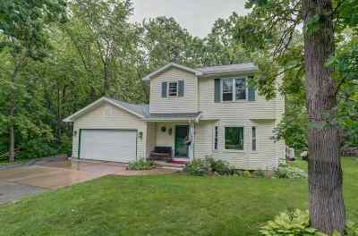 Fitchburg WI Single Family Home For Sale: $299,900