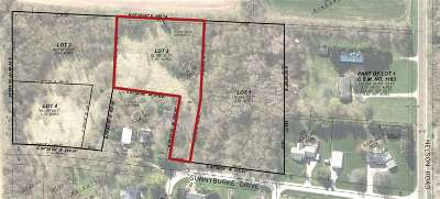 Sun Prairie Residential Lots & Land For Sale: Lot 2 Sunnyburke Dr