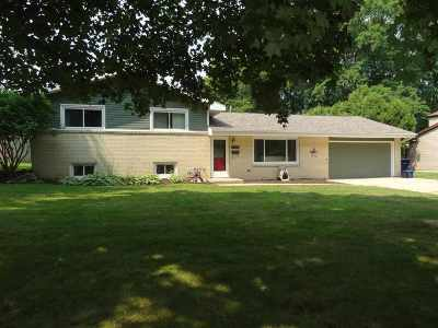 Rock County Single Family Home For Sale: 1029 N Osborne Ave