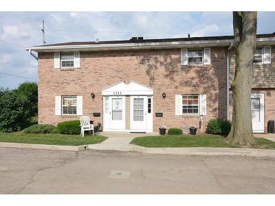 Madison Condo/Townhouse For Sale: 1333 Tompkins Dr #G