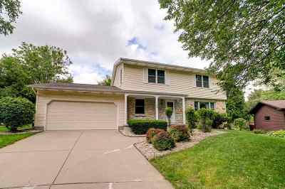 Madison WI Single Family Home For Sale: $386,900