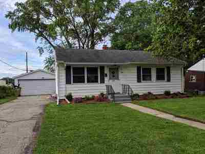 Madison Single Family Home For Sale: 3617 Brigham Ave