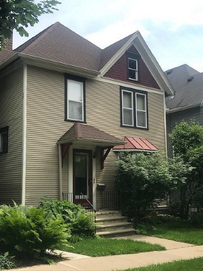 Madison Single Family Home For Sale: 1105 Rutledge St
