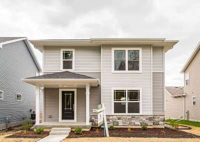 Fitchburg WI Single Family Home For Sale: $289,900