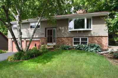 McFarland WI Single Family Home For Sale: $299,900