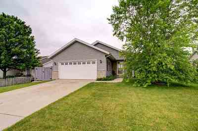 Oregon WI Single Family Home For Sale: $339,900