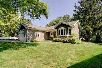 Fitchburg Single Family Home For Sale: 5666 Lacy Rd